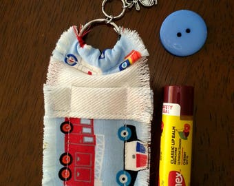 For Your Hospital Bag, Baby Shower Gift, Lip Balm Holder, New Mommy Essentials, Labor and Delivery, Diaper Bag, Its a Boy, Little Boy Gift