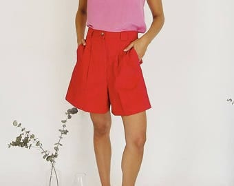 90s Vintage High Waisted Shorts