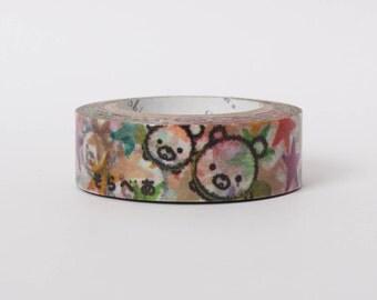 Japanese masking tape by Shinzi Katoh - Sorabear Starlight