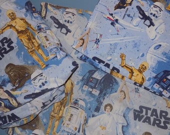 Star Wars Sheets/Fabric for Crafts