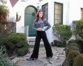 Wide Leg Dance / Yoga Pant - Solid (5 colors) - Custom Length