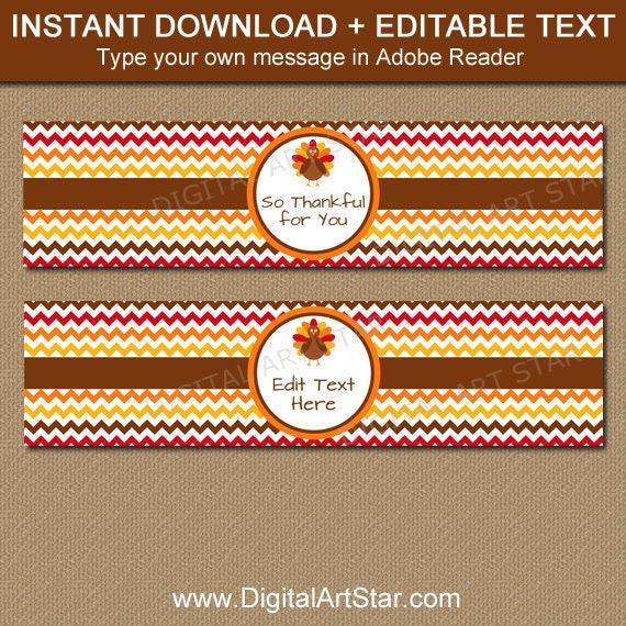Thanksgiving table decorations diy napkin ring template il570xn maxwellsz