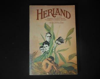 Herland A Lost Feminist Utopian Novel by Charlotte Perkins Gilman