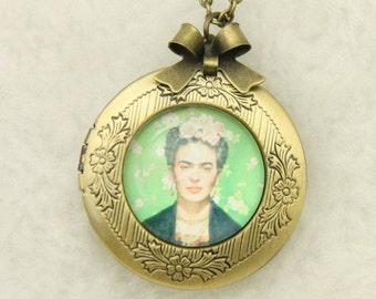 Necklace locket Frida 2020M