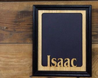 8x10 Custom Name Picture Frame