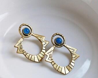 LAST PIECES 15% off  Alabra earrings