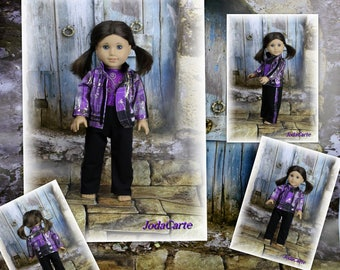 "Track Suit for AG Doll (18"" doll)"