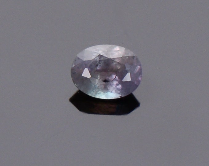 Lovely New Alexandrite Gemstone from Zimbabwe, 0.30 cts., 4x3 mm., Oval Shape.