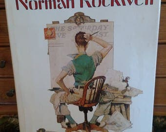 Norman Rockwell: 102 Famous Paintings Book