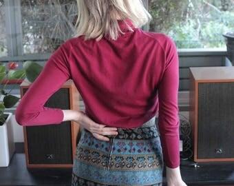 Vintage Kenzo skirt - so luxe