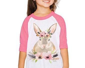 Easter Bunny Raglan