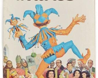 Vintage 60s Mad Magazine No. 114 Oct '67 Alfred E. Newman Parody Satire Humor