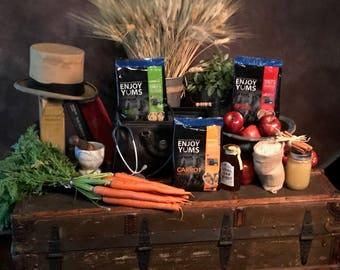Enjoy Yums No Sugar Healthy Horse Treats 20lb Bulk Box
