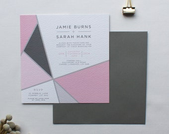 CHLOE // Wedding Stationery // Invitation