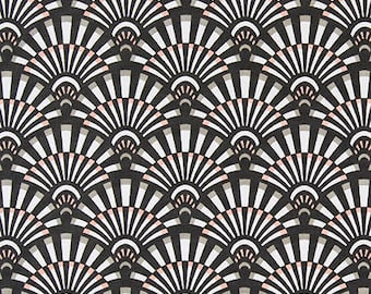 Scott Living Property Borthers Burgos Ella Rochefort Designer Fabric Home Decor Fabric Upholstery Fabric - 1/2 Yard