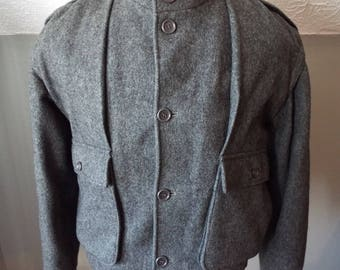 Vintage Men's Gray Winter Coat by The American Male