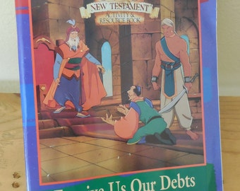 Coloring Book Forgive Us Our Debts Activity and Resource Book