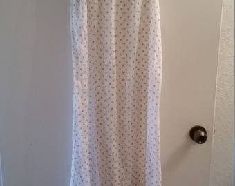 Miss Elaine Cotton Nightgown and Robe Set Small