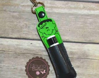 Lip Balm, Chapstick, Flash Drive, USB Drive Holder - Frankenstein