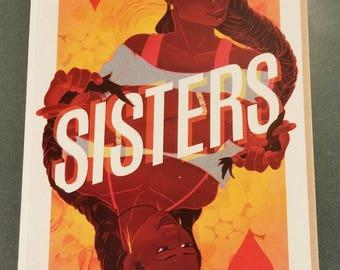 Sisters Comic Anthology