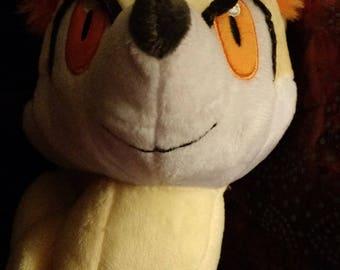 Retrocon Sale - 10 inch Plush Fennekin Pokemon PokeDoll