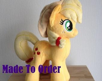 Plushie Applejack - Made To Order