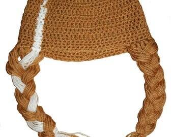 Hand Crocheted Anna Hat HH 134