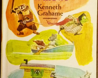 The Wind in the Willows - by Kenneth Grahame (1967)