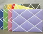 Polka Dot Spot | Memo board | Organiser | Storage board | 30 x 40cm