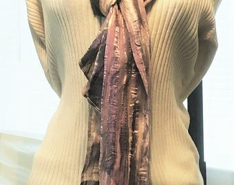 Gray Scarves, Fashion Scarves, Silky Scarves, Long Scarves, Decorative Scarves, J'NING Accessories, Women's Scarves, Accent Scarves