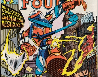 Fantastic Four #226 (1961 1st Series) -  January 1981 - Marvel Comics - Grade NM