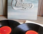 Vintage 1970 Chicago Vinyl LP Album KGP 24 Columbia Records Stereo Printed in USA Gatefold Cover Two Records
