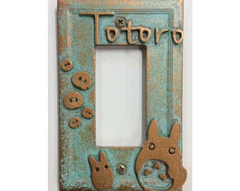 My Neighbor Totoro  - Decorator Light/Outlet Cover