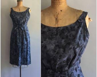 Opal dress • 1960s cotton sundress