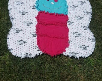 Small Butterfly Quilt