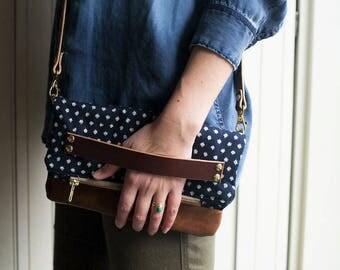 leather bag, leather handbag, leather bag, leather crossbody, crossbody purse, clutch bag, clutch purse