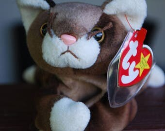 Beanie Baby Original - Pounce the Cat