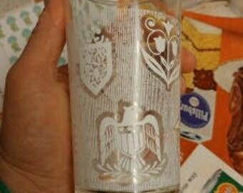 Mid-Century Retro Highball Glassware