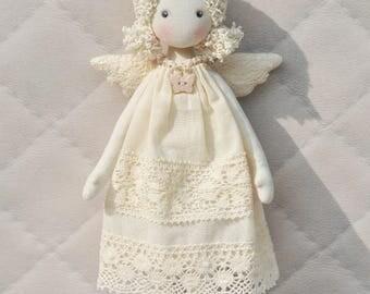rag doll Textilе Tilda doll  angel