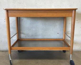 Mid Century Modern Style Bar Cart (1URVHP)