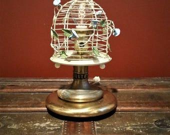Bird cage lamp | Etsy