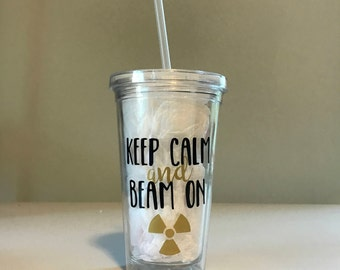 Radiation Therapy - Radiation Therapist - Radiation - Radiology - Radiology Gifts - Radiology Tech - Radiology Tech Gifts - Keep Calm
