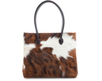 Cowhide Bags | Cowhide Handbags | Cow hide Bags | Handcrafted in England