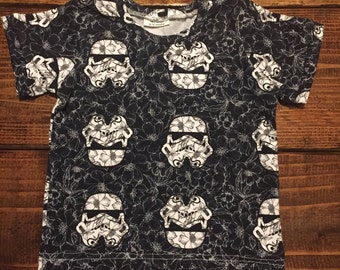 Storm Trooper Short Sleeve Shirt