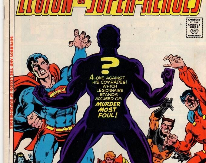 Superboy Comic Book #239 DC Comics 1978 VG-F