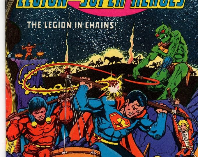 Superboy Comic Book #238 DC Comics 1978 VG-F Legion in Chains