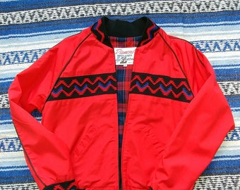 Red Vintage Jacket - Great condition