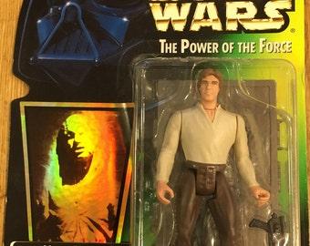Star Wars Han Solo in Carbonite w/ Carbonite Block NIB