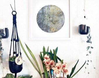 Digital Painting | Abstract Art | Art | Modern Art | Art Print | Digital | Texture | Stone | Concrete