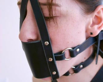 Harness Muzzle Gag